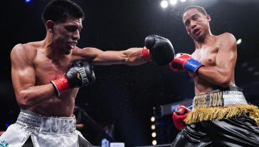 Fox vs Santamaria- Watch Fight Highlights | August 8, 2020