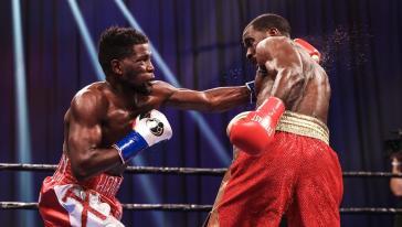 Lubin vs Gausha - Watch Fight Highlights   September 19, 2020