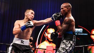Nyambayar vs Breedy - Watch Fight Highlights   September 19, 2020