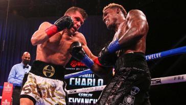 Charlo vs Derevyanchenko - Watch Fight Highlights   September 26, 2020