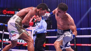 Roman vs Payano - Watch Fight Highlights   September 26, 2020
