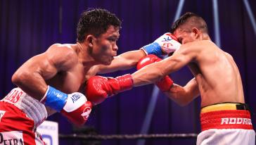 Ancajas vs Rodriguez - Watch Fight Highlights   April 10, 2021