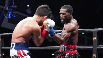 Martin vs Perez - Watch Fight Highlights   April 20, 2021