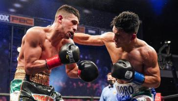 Resendiz vs Madera - Watch Fight Highlights   April 20, 2021