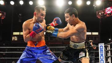 Oubaali vs Donaire - Watch Fight Highlights   May 29, 2021