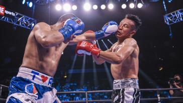 Cruz vs Vargas - Watch Fight Highlights   June 19, 2021