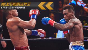 Blast From The Past: Charlo vs Bundrage - September 12, 2015