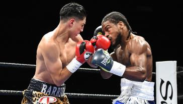 Barrios vs Nelson HIGHLIGHTS: PBC on FS1