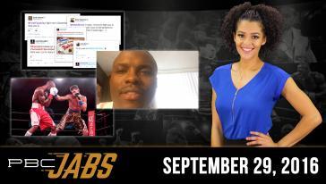 PBC Jabs: September 29, 2016