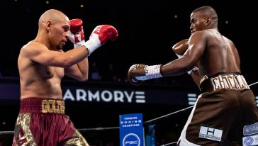 Quillin vs Truax - Watch Fight Highlights | April 13, 2019