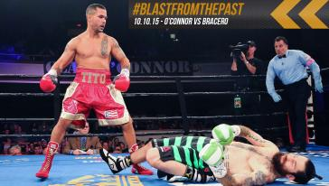 Blast From The Past: Gabriel Bracero KOs Danny O'Connor