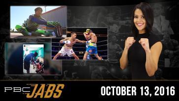 PBC Jabs: October 13, 2016