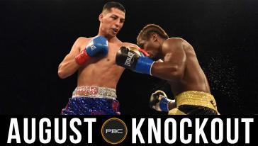 August PBC Knockout: Immanuwel Aleem vs Hugo Centeno Jr.