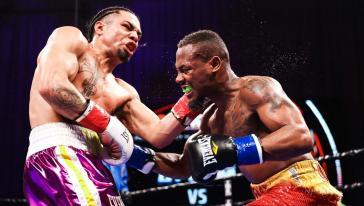 Aleem vs Pasillas - Watch Fight Highlights   January 23, 2021