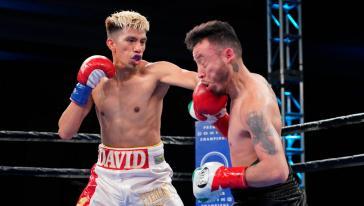 Balderas vs Garcia - Watch Fight Highlights | June 1, 2019