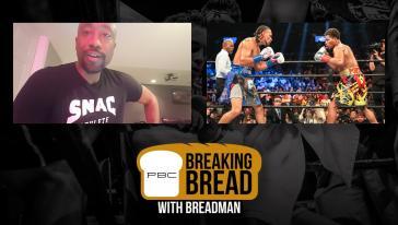 Breaking Bread with Breadman: Thurman vs Porter