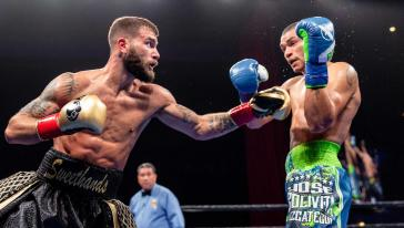 Uzcategui vs Plant - Watch Video Highlights | January 13, 2019