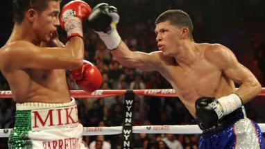 Roman Martinez - Next Fight, Fighter Bio, Stats & News