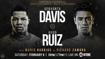 Hugo Ruiz replaces injured Abner Mares in WBA Super