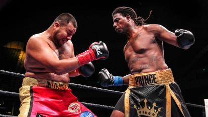 Charles Martin embracing challenges of defending heavyweight