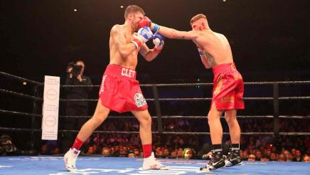 Fonfara vs Cleverly full fight: October 16, 2015