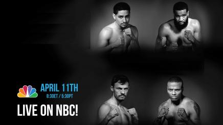 Garcia vs Peterson and Lee vs Quillin preview: April 11, 2015