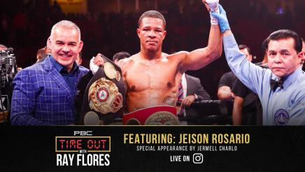 Jeison Rosario says he wants Jermell Charlo next—Charlo responds