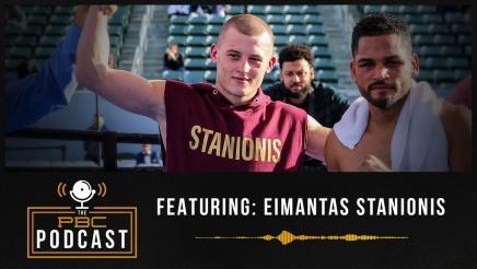 Eimantas Stanionis: The Next Welterweight King?