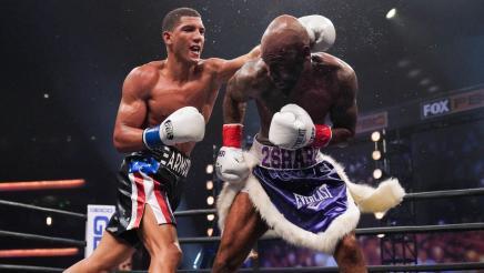Morrell vs Allen - Watch Fight Highlights | August 8, 2020