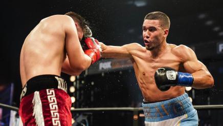 Bravo vs Gallegos - Watch Fight Highlights | September 23, 2020