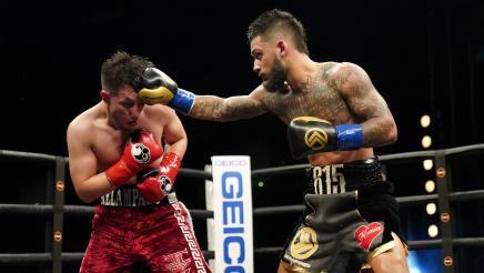 Dulay vs Gallegos - Watch Fight Highlights | November 21, 2020