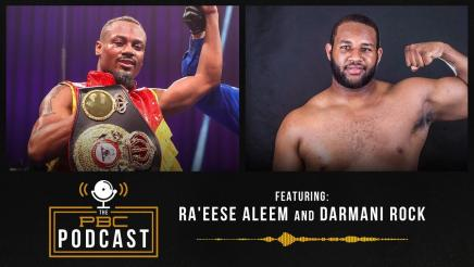 Ra'eese Aleem, Darmani Rock and Plant vs. Truax