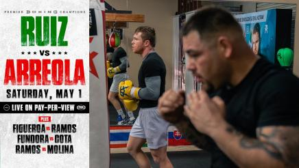 Andy Ruiz Jr. Draws Inspiration and Knowledge From Canelo Alvarez