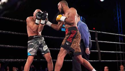 Williams vs Cuello highlights: September 22, 2015