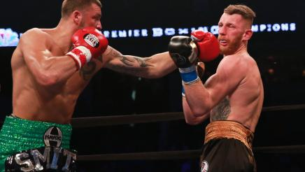 Fonfara vs Smith Jr. full fight: June 18, 2015