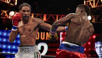 James vs Abreu full fight: September 18, 2015