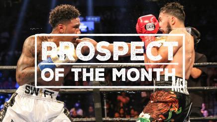 November 2016 Prospect of the Month: Jarrett Hurd