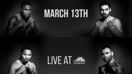 PBC debuts on Spike TV, March 13, 2015