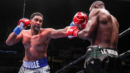 Breazeale vs Kassi full fight: September 26, 2015