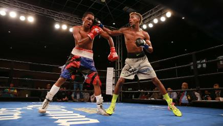 Barthelemy vs Blanco Full Fight: March 28, 2017 - PBC on FS1