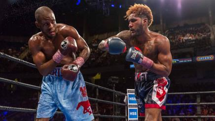 Harrison vs Hurd Highlights: February 25, 2017