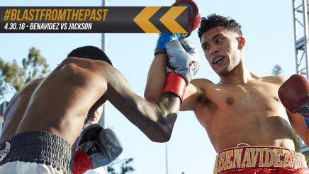 Blast From The Past: Benavidez vs. Jackson - April 30, 2016