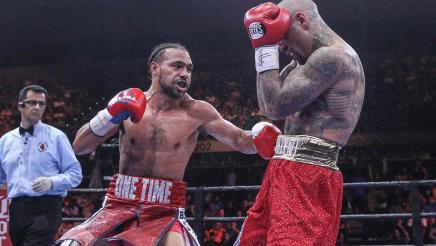 Thurman vs Collazo, Harrison vs Nelson highlights: July 11, 2015