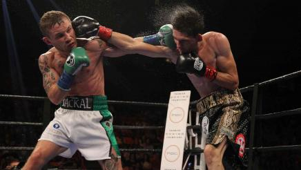 Frampton vs Gonzalez Jr full fight: July 18, 2015