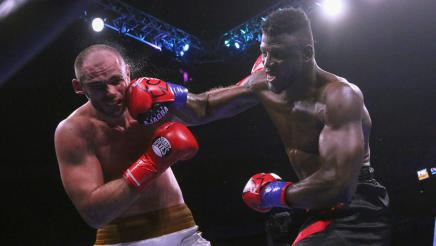 Ajagba vs Kiladze - Watch Full Fight | December 21, 2019