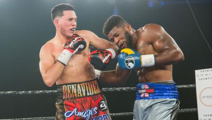 Benavidez vs Douglin full fight: August 5, 2016