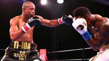 Charlo vs Alcine full fight: October 31, 2015
