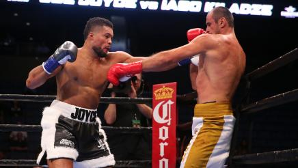 Joyce vs Kiladze  - Watch Video Highlights | September 30, 2018