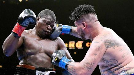 Arreola vs Harper highlights: March 13, 2015
