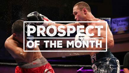 December 2016 Prospect of the Month: Sergey Lipinets